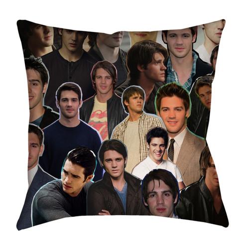 Steven R. McQueen pillowcase