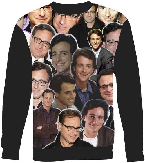 Bob Saget Collage Sweater Sweatshirt