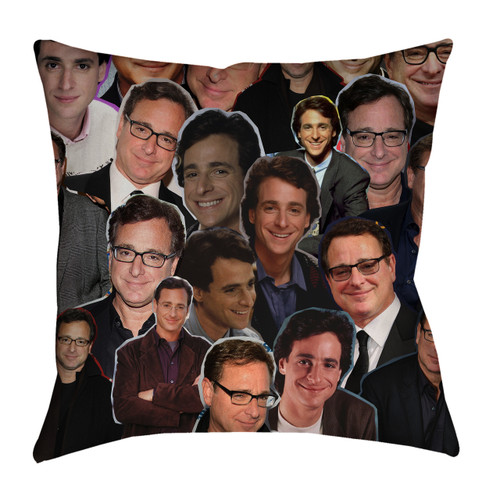 Bob Saget pillowcase
