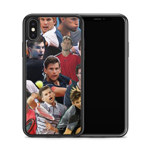 Dominic Thiem phone case x
