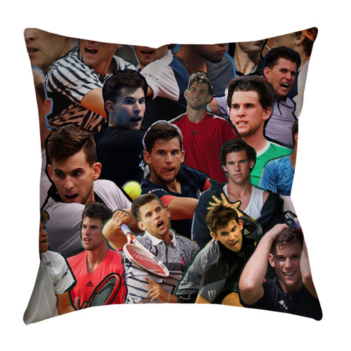 Dominic Thiem pillowcase