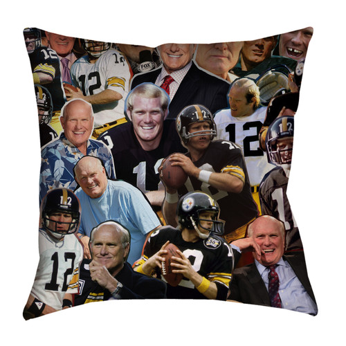 Terry Bradshaw pillowcase