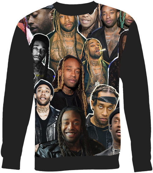 Ty Dolla Sign Collage Sweater Sweatshirt