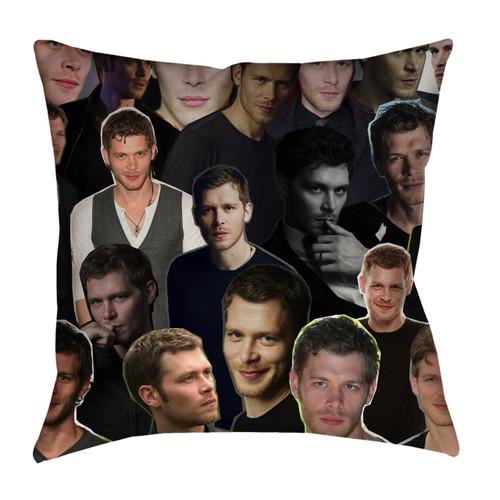 Joseph Morgan pillowcase
