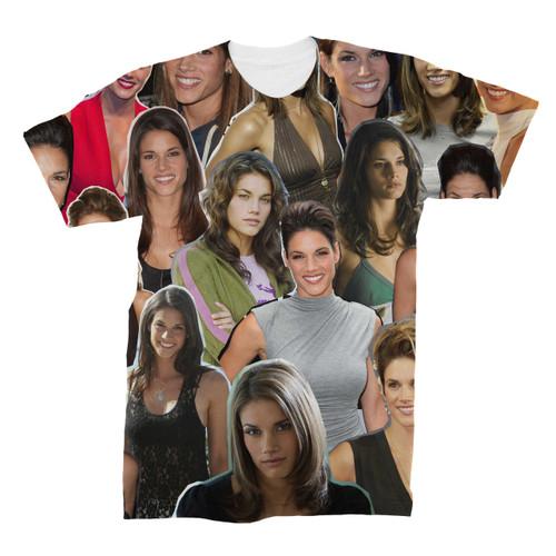 Missy Peregrym tshirt