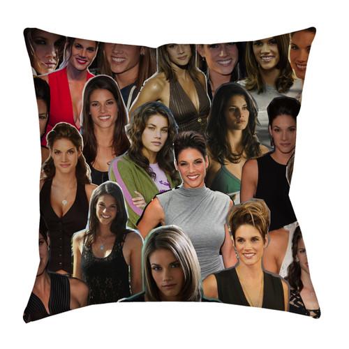 Missy Peregrym pillowcase
