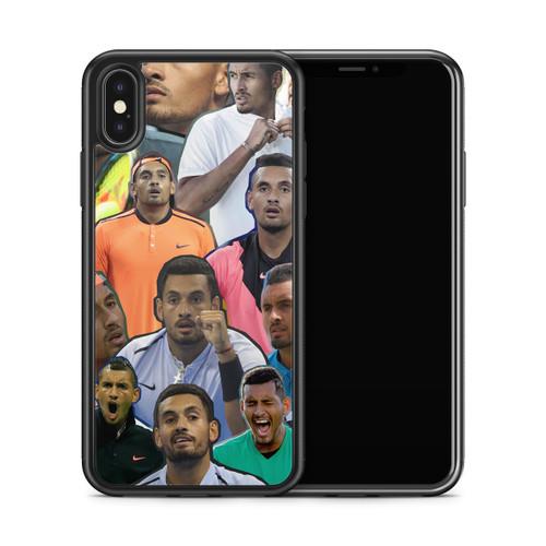 Nick Kyrgios phone case x