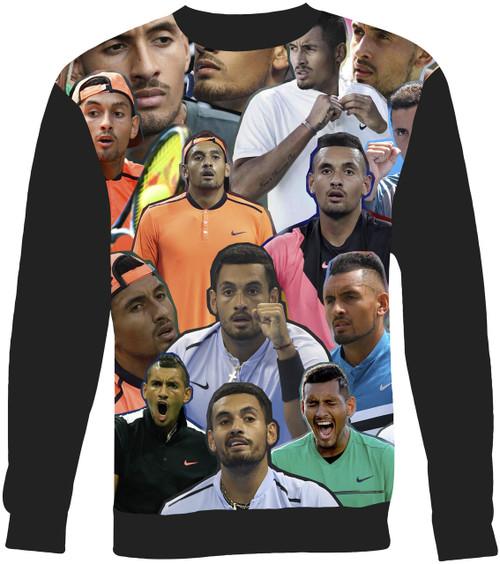 Nick Kyrgios sweatshirt