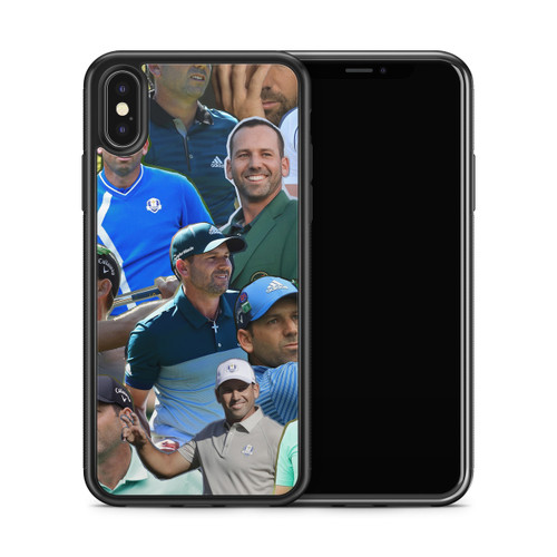Sergio Garcia phone case x