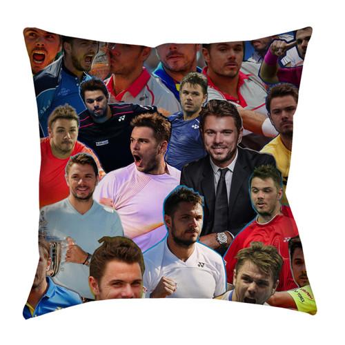 Stan Wawrinka pillowcase