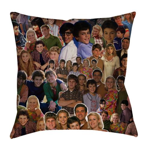 The Wonder Years pillowcase
