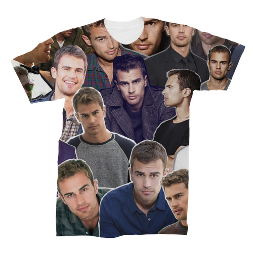 Theo James tshirt