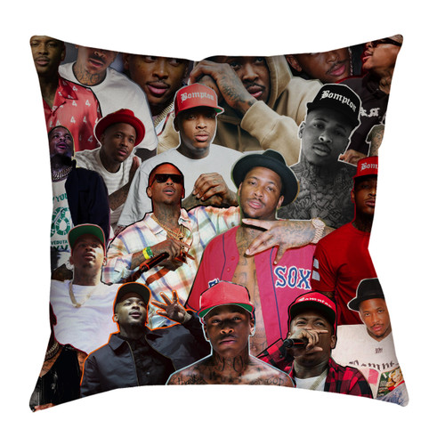 YG pillowcase