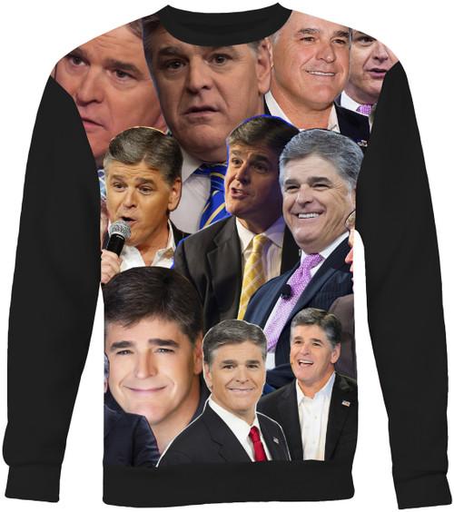 Sean Hannity Collage Sweater Sweatshirt