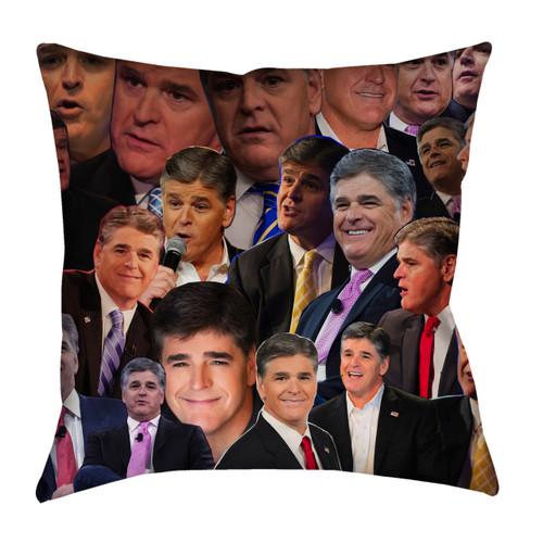Sean Hannity Photo Collage Pillowcase