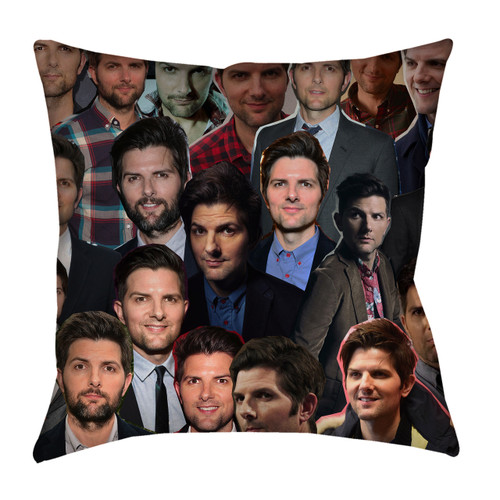 Adam Scott pillowcase