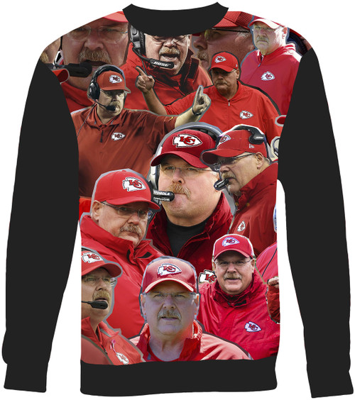 Andy Reid sweatshirt
