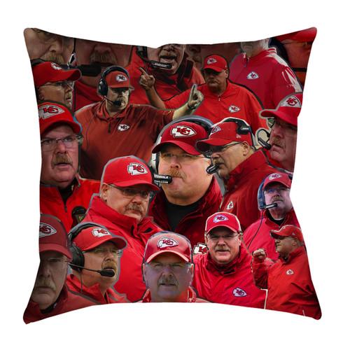 Andy Reid pillowcase