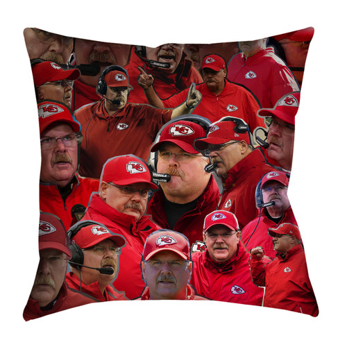 Andy Reid pillowcase