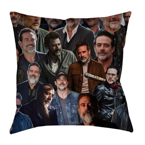 Jeffrey Dean Morgan pillow case