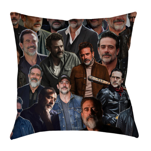 Jeffrey Dean Morgan pillow case