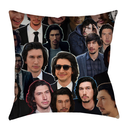 Adam Driver pillowcase