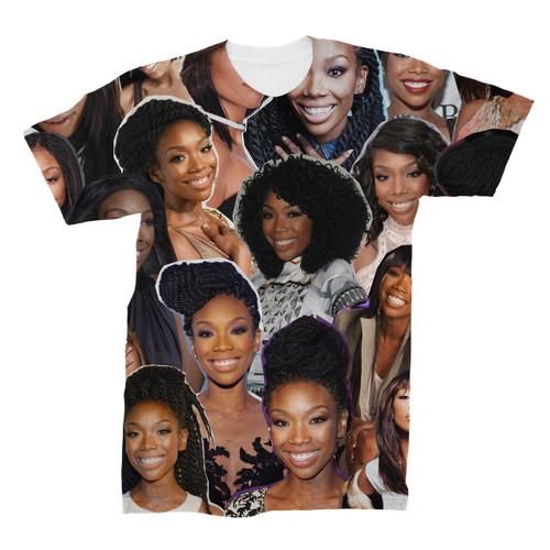 Brandy Norwood tshirt