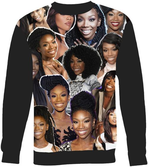 Brandy Norwood sweatshirt