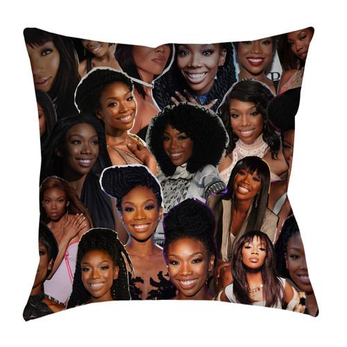Brandy Norwood pillowcase