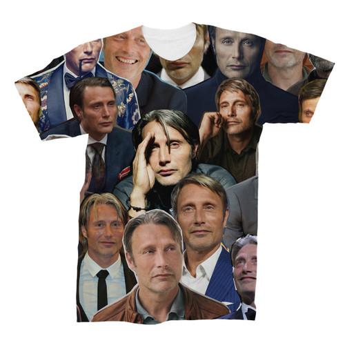 Mads Mikkelsen tshirt