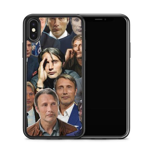 Mads Mikkelsen phone case x