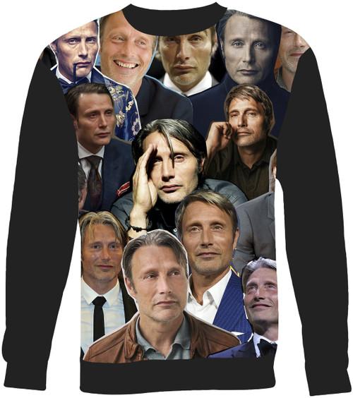 Mads Mikkelsen sweatshirt