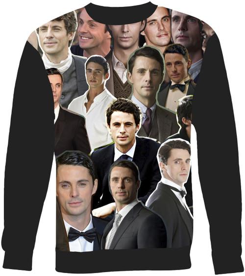 Matthew Goode sweatshirt