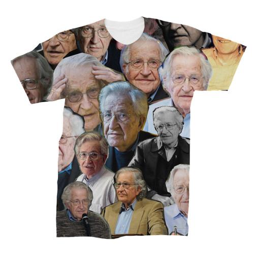 Noam Chomsky tshirt