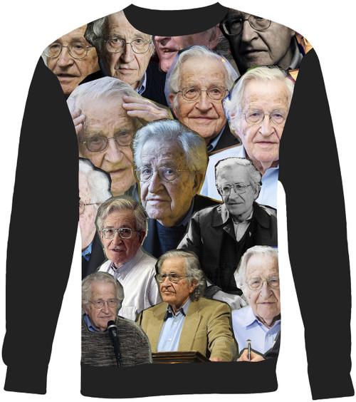 Noam Chomsky sweatshirt
