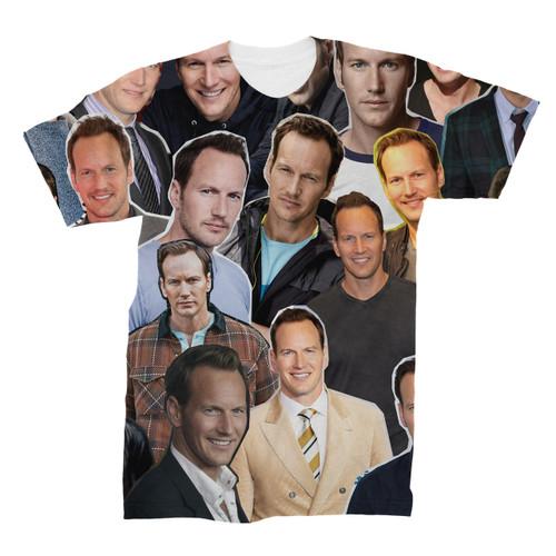 Patrick Wilson tshirt