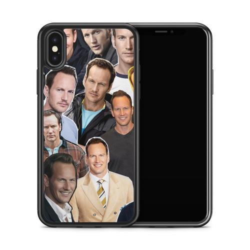 Patrick Wilson phone case x