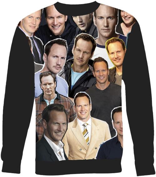 Patrick Wilson sweatshirt