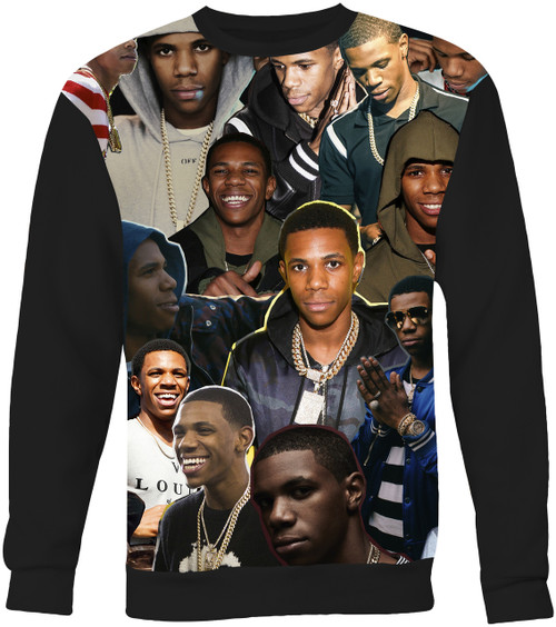 A Boogie wit da Hoodie Sweater Sweatshirt