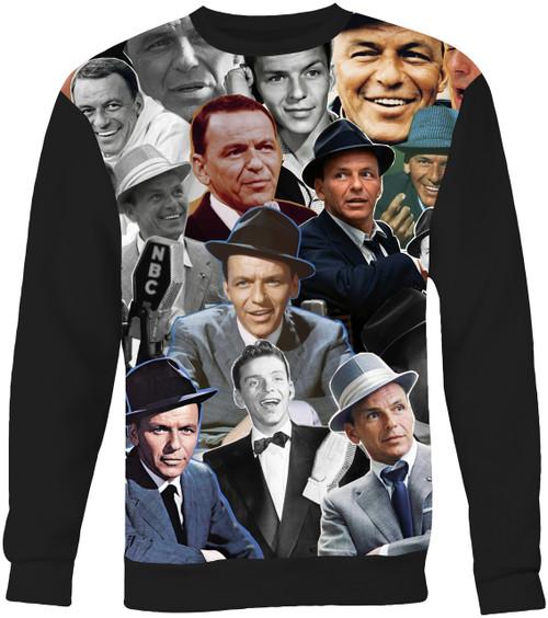 Frank Sinatra Collage  Sweater Sweatshirt