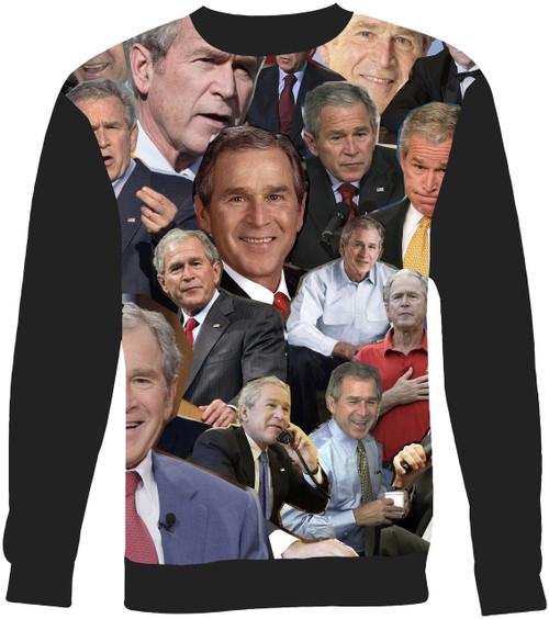 George W. Bush sweatshirt