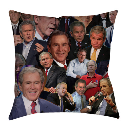George W. Bush pillow case