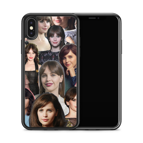 Felicity Jones phone case x