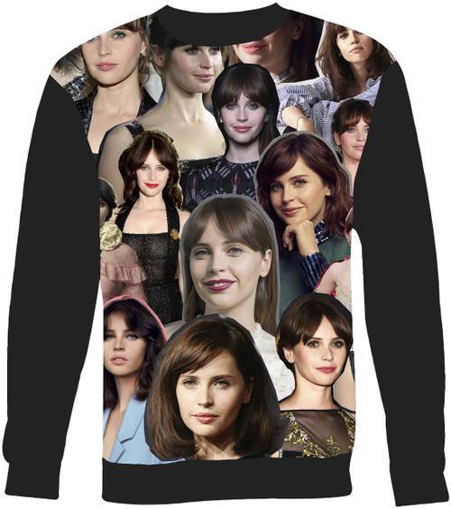 Felicity Jones sweatshirt