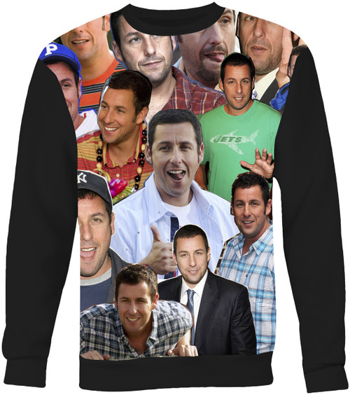 Adam Sandler Collage Sweater Sweatshirt