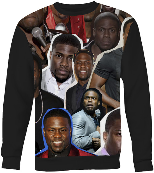 Kevin Hart Collage Sweater Sweatshirt
