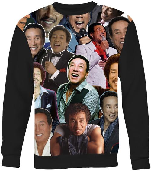 Smokey Robinson Collage Sweater Sweatshirt