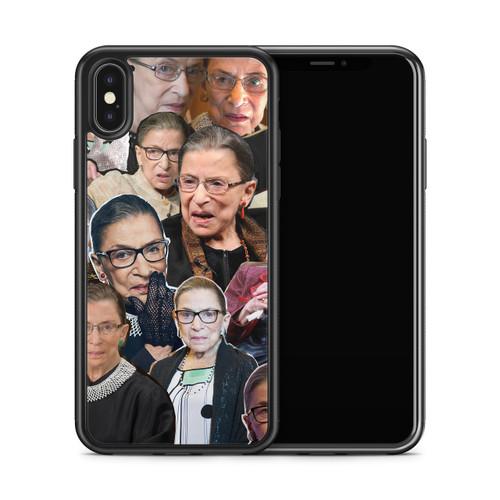 Ruth Bader Ginsburg phone case x