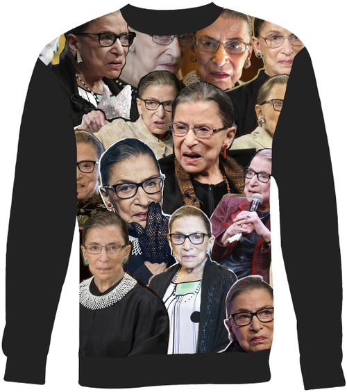 Ruth Bader Ginsburg sweatshirt