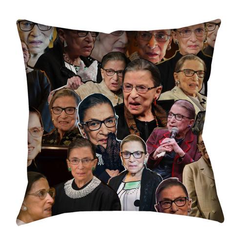 Ruth Bader Ginsburg pillow case